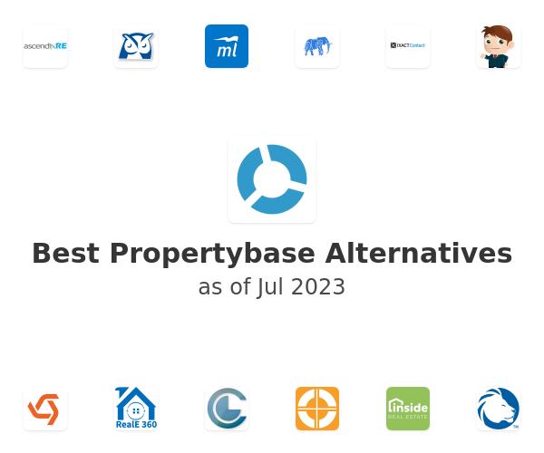 Best Propertybase Alternatives