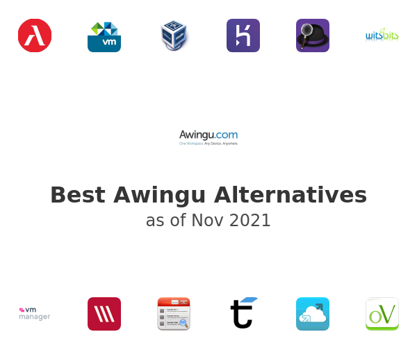 Best Awingu Alternatives
