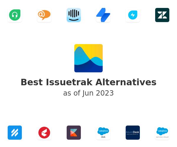 Best Issuetrak Alternatives