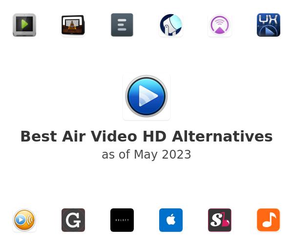 Best Air Video HD Alternatives