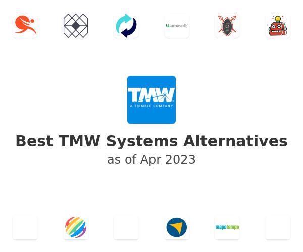 Best TMW Systems Alternatives