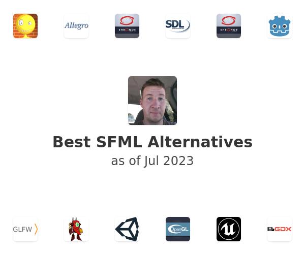 Best SFML Alternatives