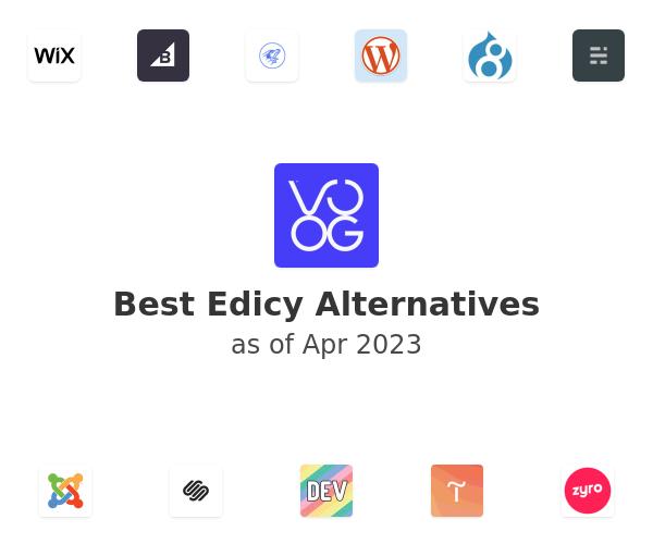 Best Edicy Alternatives