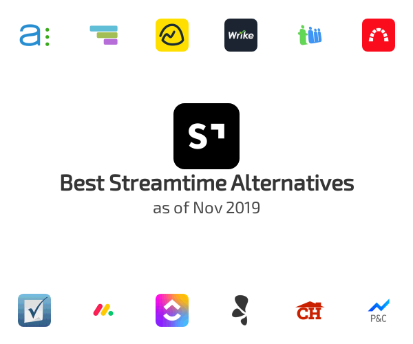Best Streamtime Alternatives