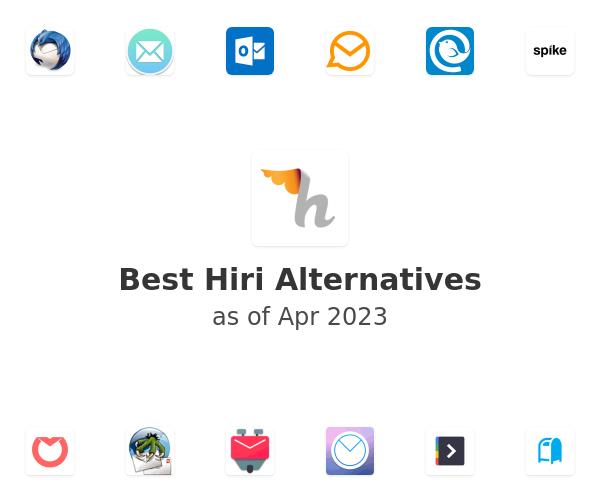 Best Hiri Alternatives