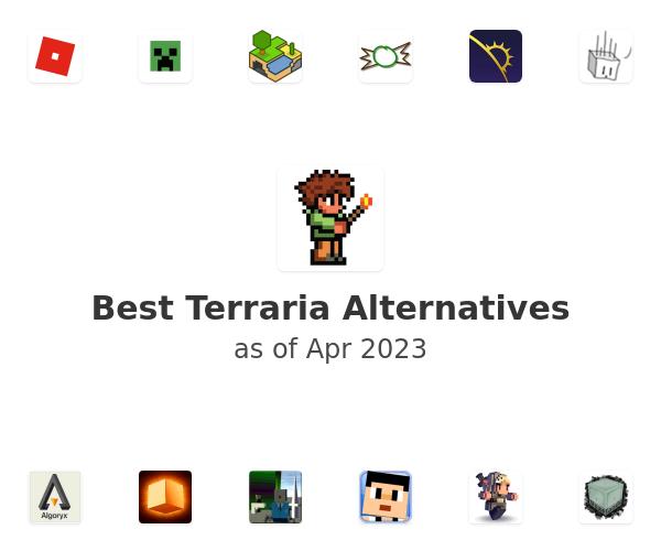 Best Terraria Alternatives