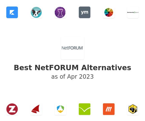 Best NetFORUM Alternatives
