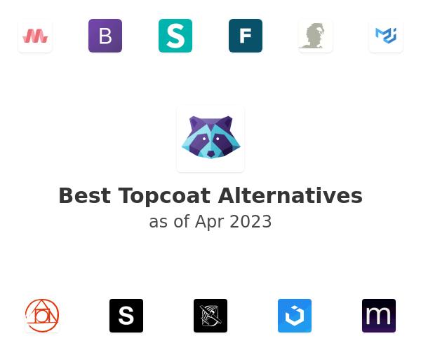 Best Topcoat Alternatives
