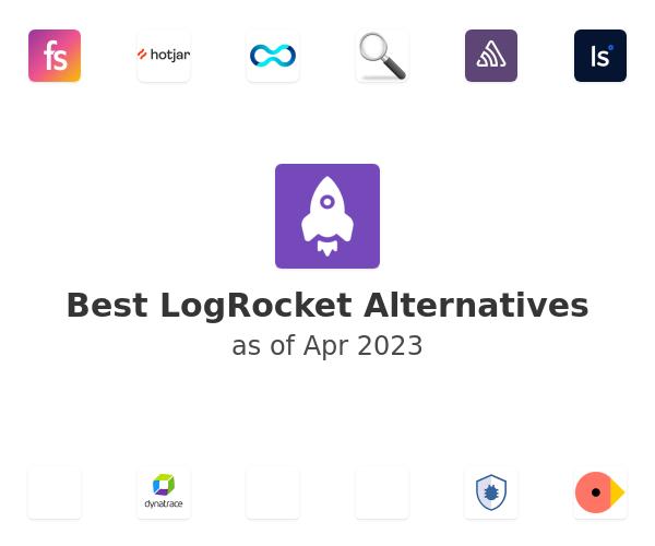 Best LogRocket Alternatives