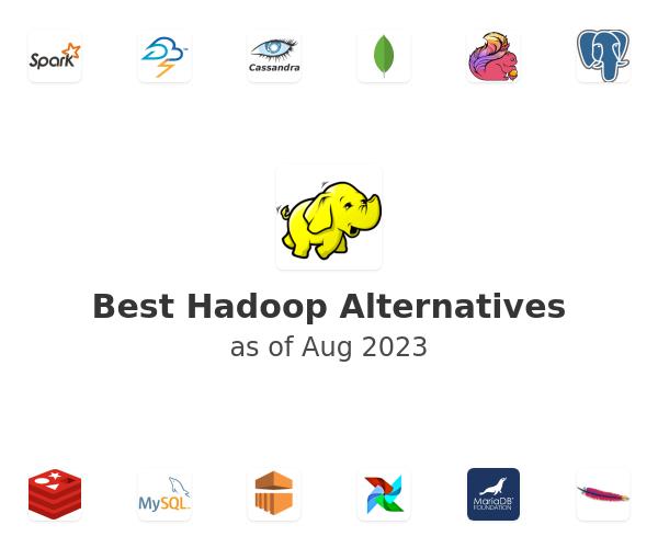 Best Hadoop Alternatives
