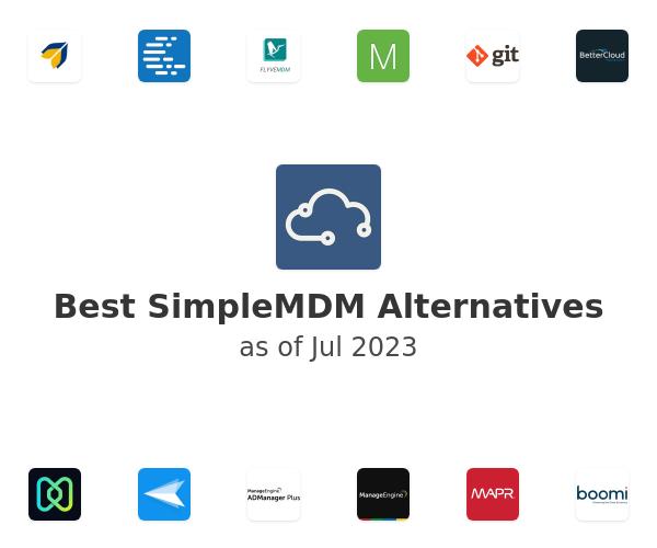 Best SimpleMDM Alternatives