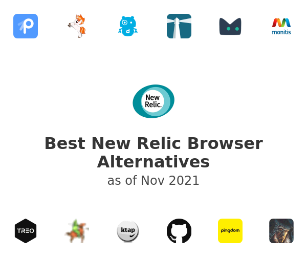 Best New Relic Browser Alternatives