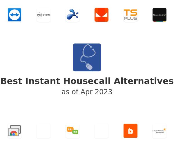 Best Instant Housecall Alternatives