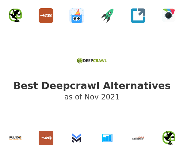 Best Deepcrawl Alternatives