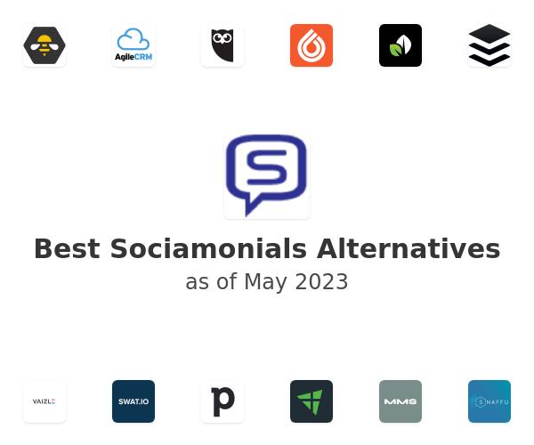 Best Sociamonials Alternatives