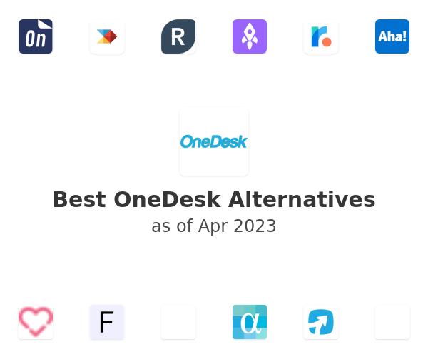 Best OneDesk Alternatives