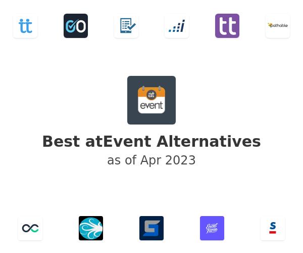 Best atEvent Alternatives