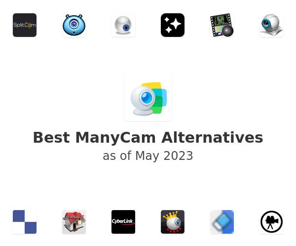 Best ManyCam Alternatives