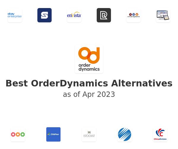 Best OrderDynamics Alternatives