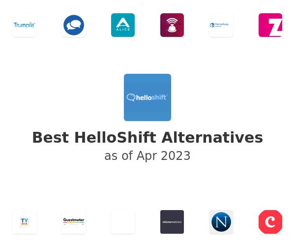 Best HelloShift Alternatives