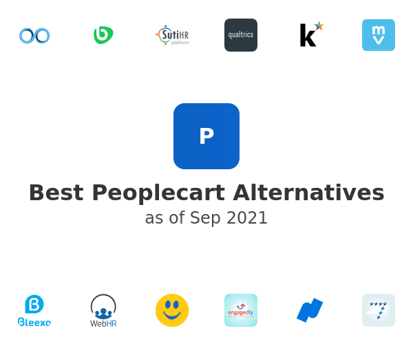 Best Peoplecart Alternatives