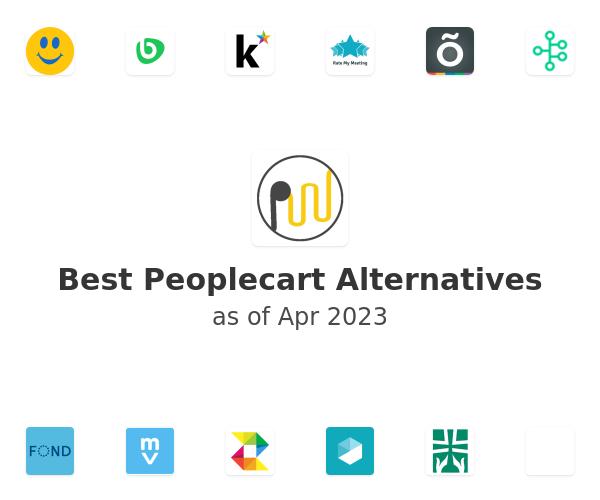 Best Peoplecart Alternatives