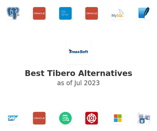 Best Tibero Alternatives