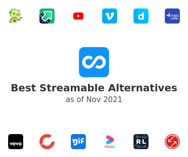 Best Streamable Alternatives