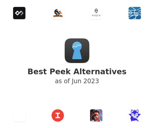 Best Peek Alternatives