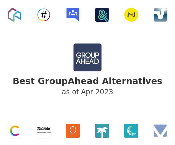 Best GroupAhead Alternatives