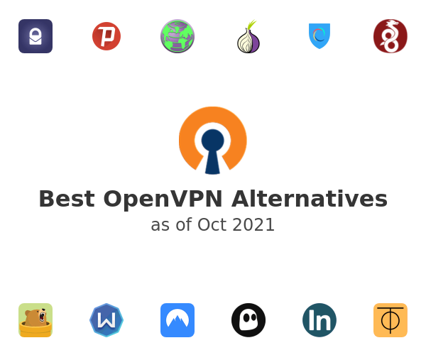 Best OpenVPN Alternatives