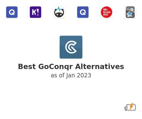 Best GoConqr Alternatives