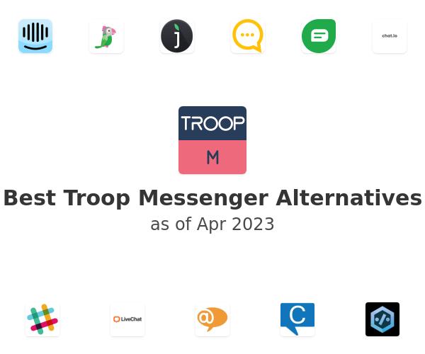 Best Troop Messenger Alternatives