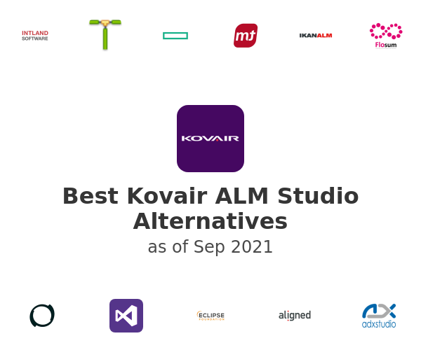 Best Kovair ALM Studio Alternatives