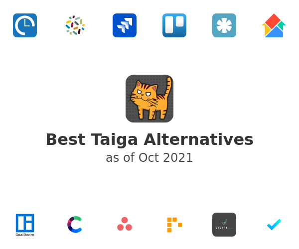 Best Taiga Alternatives