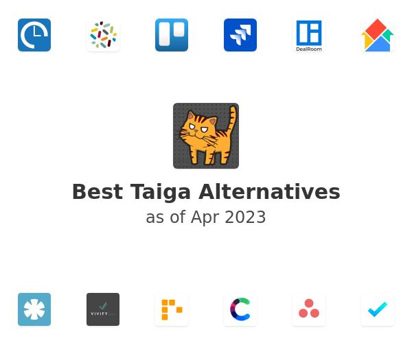 Best Taiga Alternatives