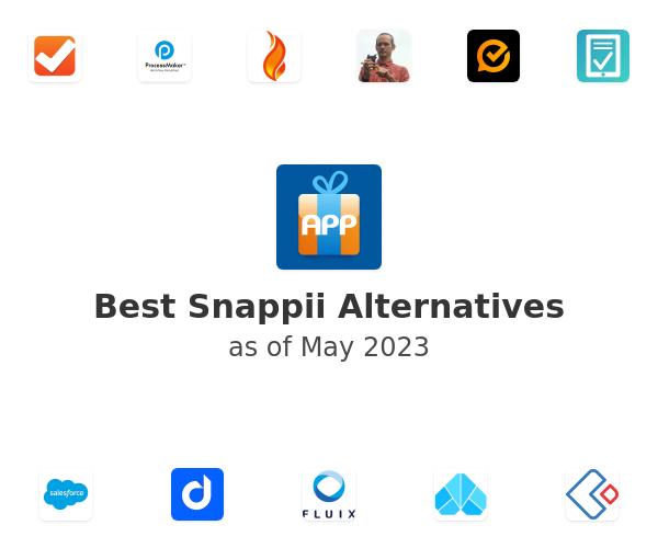 Best Snappii Alternatives