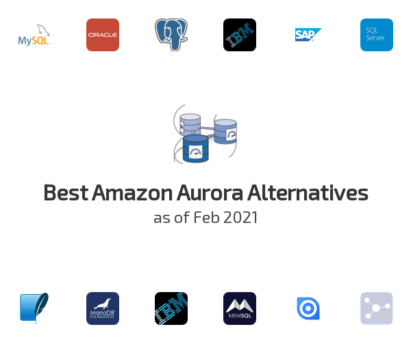 Best Amazon Aurora Alternatives