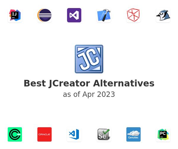 Best JCreator Alternatives