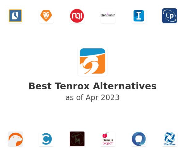 Best Tenrox Alternatives