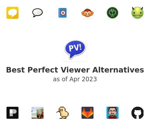 Best Perfect Viewer Alternatives