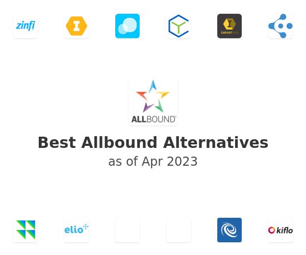 Best Allbound Alternatives