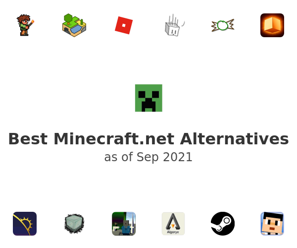 Best Minecraft.net Alternatives