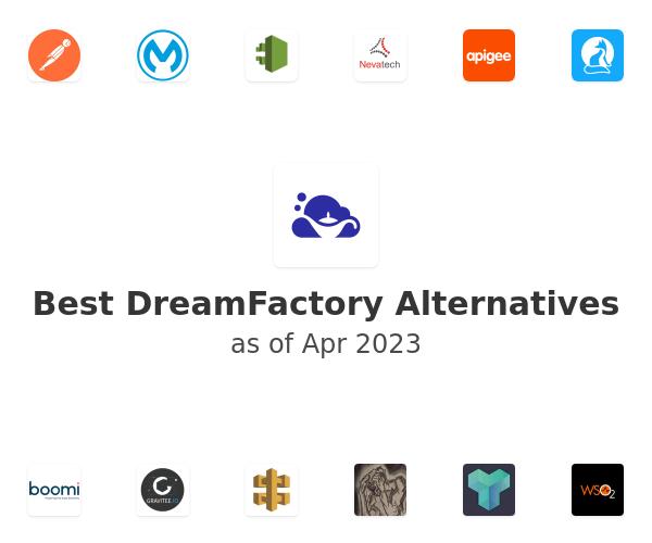 Best DreamFactory Alternatives