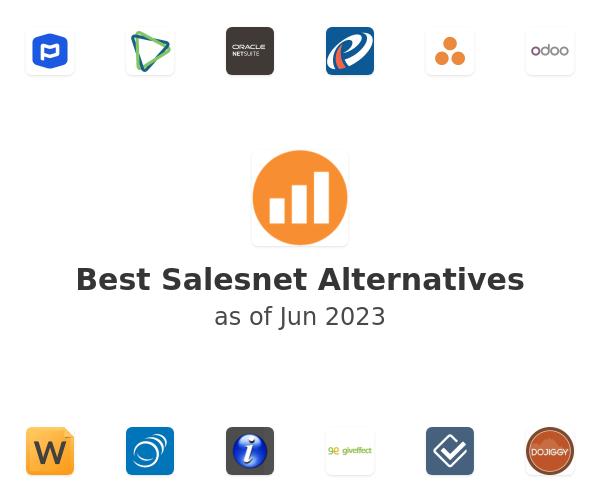 Best Salesnet Alternatives
