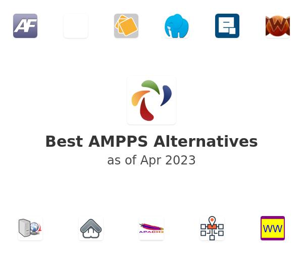 Best AMPPS Alternatives