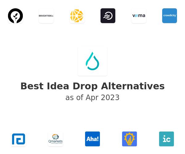 Best Idea Drop Alternatives