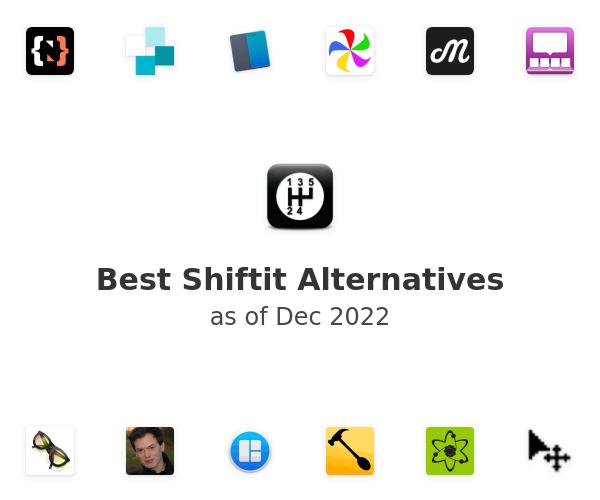 Best Shiftit Alternatives