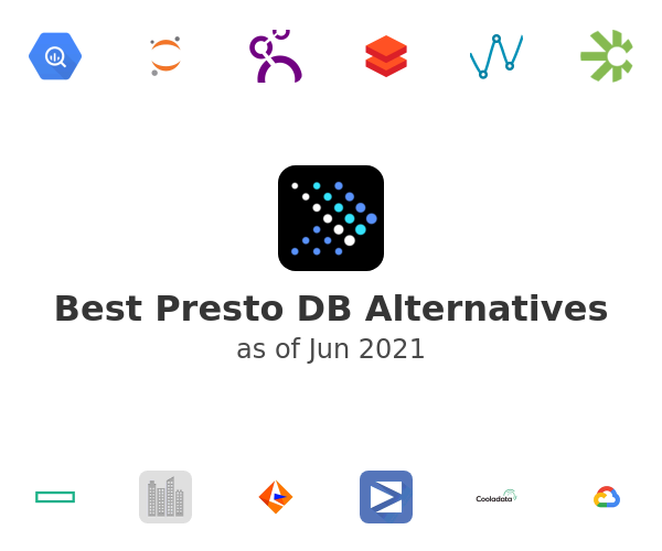 Best Presto DB Alternatives