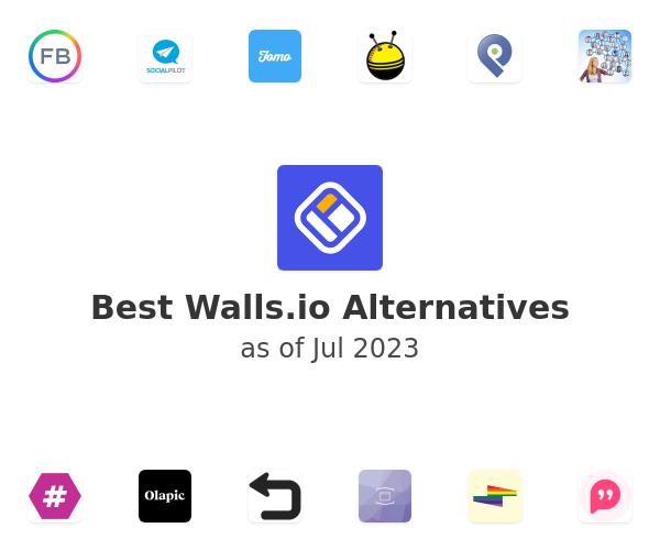 Best Walls.io Alternatives